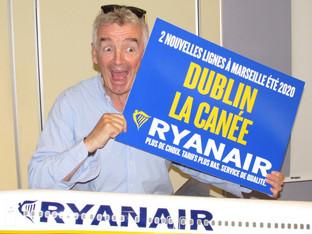 Ryanair se renforce en France et s'offre Malta Air