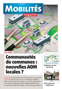 Mobilités Magazine n°47