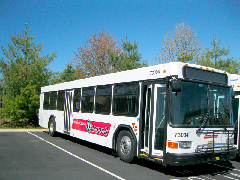 Keolis bus en Virginie