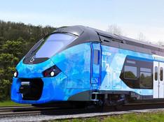 Train à hydrogène, effet de mode et Courbe de Gartner