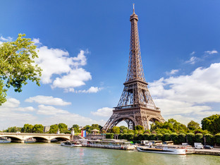 Paris, le coup de cœur des Européens en 2018