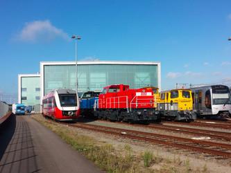 Alstom rachète Shunter aux Pays-Bas
