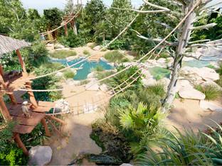 Le Zoo de la Flèche réinvente ses quartiers