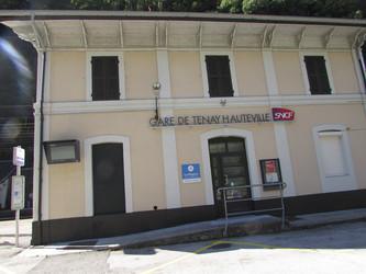 Ain : Tenay-Hauteville et Virieu-le-Grand retrouvent leurs TER