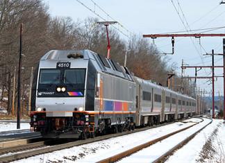 De nouvelles  locomotives bi-mode ALP 45 Bombardier pour New York