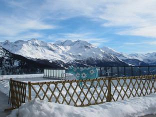 Début des vacances de neige, mais sans ski