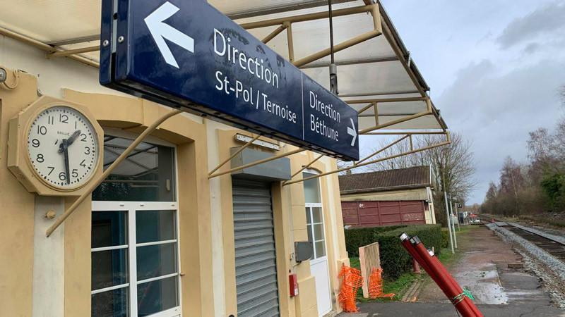Gare de Saint-Pol-sur-Ternoise