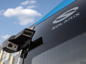 Solaris Bus se met aux aides à la conduite