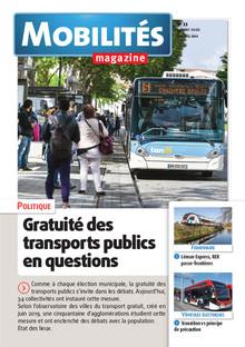Mobilités Magazine n°33