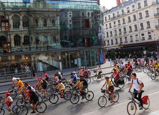 Lyon : le Coronavirus a eu raison des événements « Vélo »
