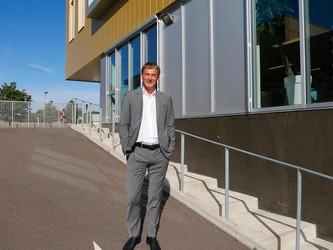 Eric Lebeau, nouveau DG de Vedecom