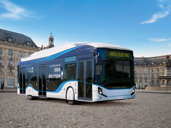 Heuliez Bus, leader officiel de l'électromobilité française