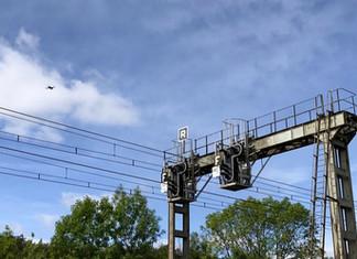 Les drones d'Altametris pour améliorer la performance du réseau ferré