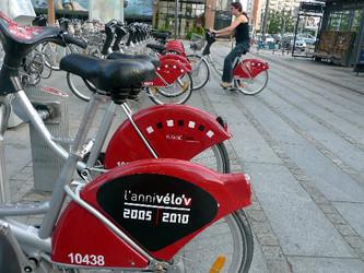 Systra à Lyon pour le stationnement vélo