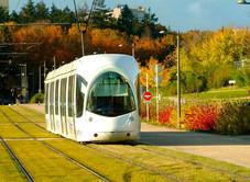 Eurexpo desservi quotidiennement en tram