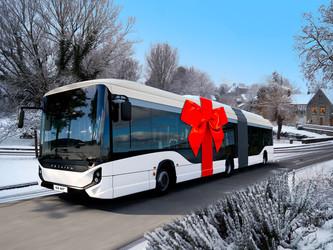 La gamme GX d'Heuliez Bus fait peau neuve