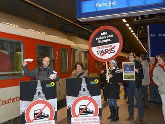 Vers la relance du train Paris-Berlin ?