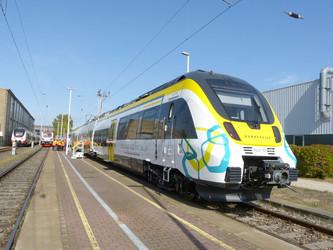 Bel avenir pour la traction ferroviaire hybride ?