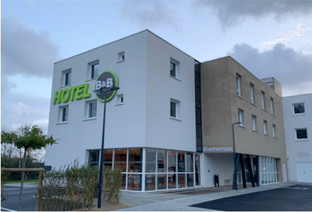 B&B HOTELS ouvre un nouvel établissement à Ouistreham