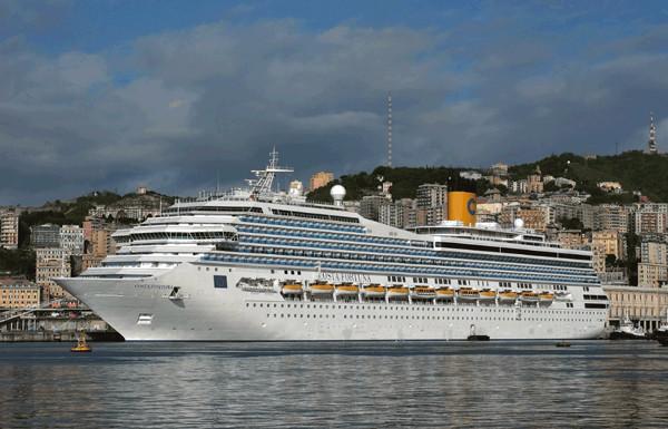 Le Costa Fortuna aura Singapour comme port d'attache de mi-novembre 2018 à mars 2019.