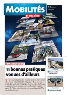 Mobilités Magazine n°29