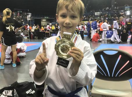 World Championship Success