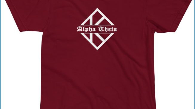 Alpha Theta Short Sleeve Dri-Fit T-Shirt