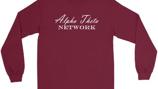 ATN Long Sleeve Cotton T-Shirt