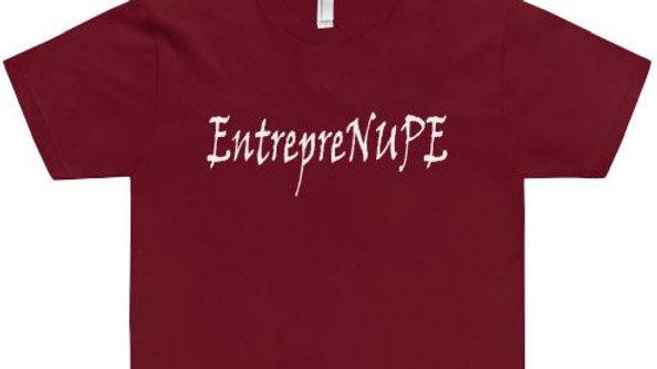EntrepreNUPE Short Sleeve Cotton T-Shirt