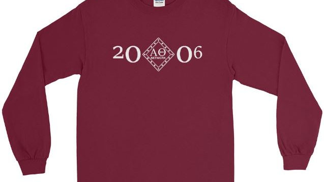 ATN Establishment Long Sleeve Cotton T-Shirt