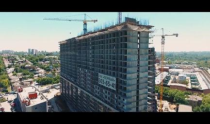 Рекламный видеоролик для жилого комплекса в Ростове-на-Дону