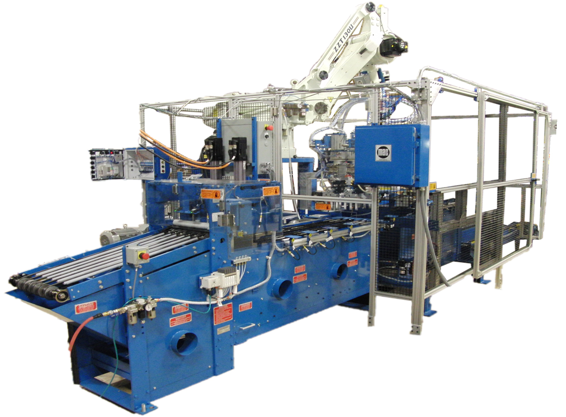 HSS with Stack Aligner Brusher