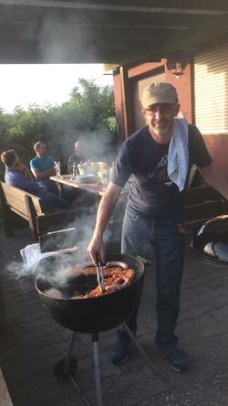 Grillmeister Ralf ist Gründer