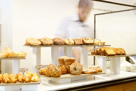 Artisan Pastries Bakes In-House