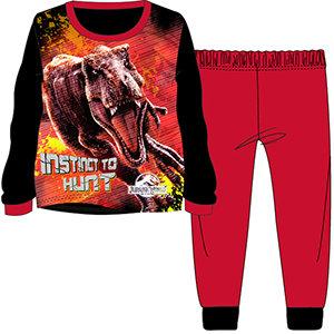 Boys Jurassic World 2 Pyjama 3-10yrs