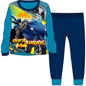 Boys DC Batman Pyjama 3-10yrs polybag