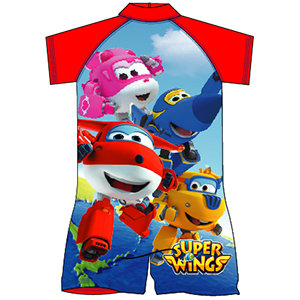 Boys Superwings Surf Suit 18mon-5yrs