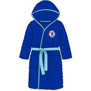 Boys Chelsea Robe 3-12yrs
