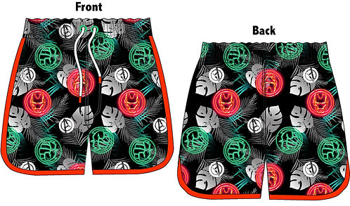 Mens Marvel Comics Board Shorts S-XL