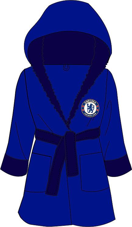 Boys Chelsea Dressing Gown 3-12yrs