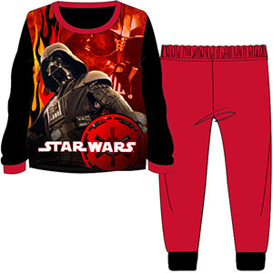 Boys Star Wars Pyjama 3-10yrs polybag