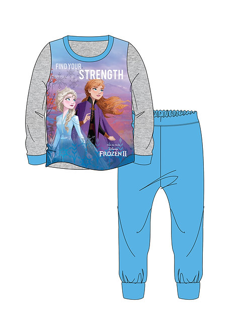 Girls Frozen 2 Pyjama 3-10yrs