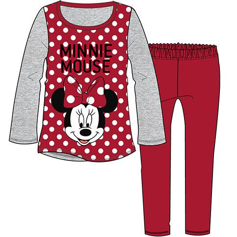 Girls Minnie Mouse Pyjama 3-10yrs
