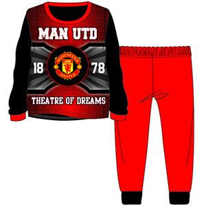 Boys Manchester United Pyjama 3-12yrs