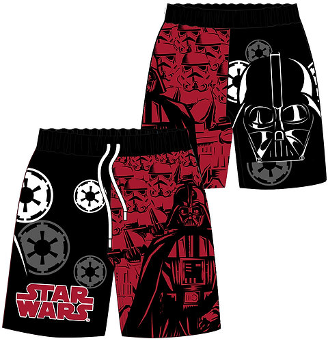 Boys Star Wars Board Short 3-10yrs
