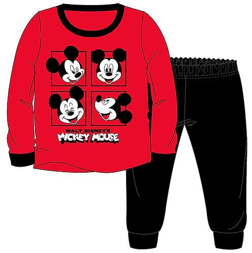 Boys Mickey Mouse Pyjama 18mon-5yrs