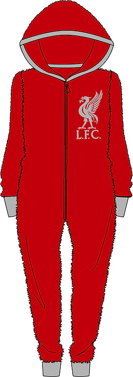 MENS LIVERPOOL ONESIE S -L - NEW RATIO