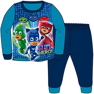Boys PJ Masks Pyjama 18mon-5yrs