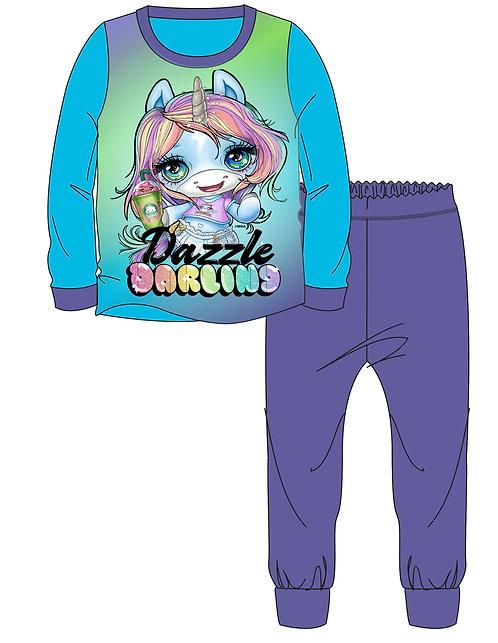 Girls Poopsie Pyjama 3-10yrs