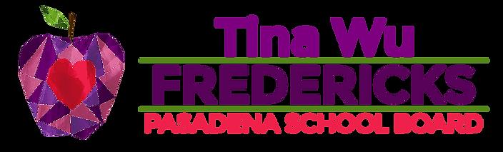 Tina Wu Fredericks Pasadena School Board